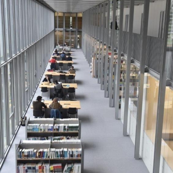 Bibliothèque de l'ENSAE Paris