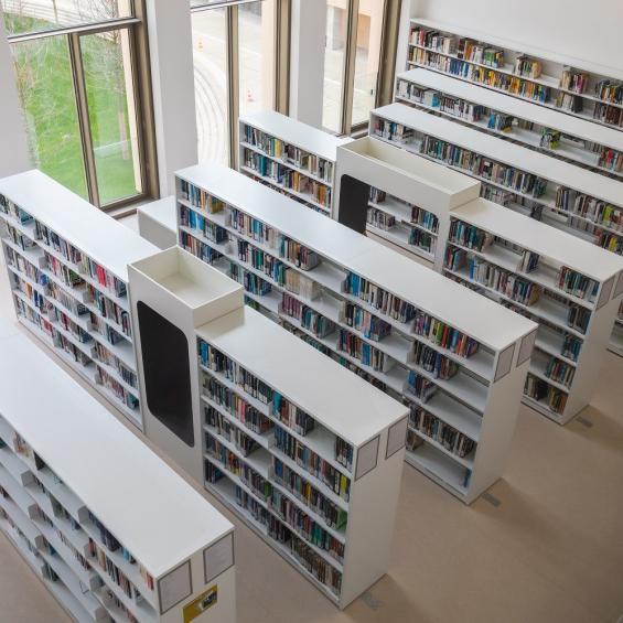 Centre de Ressources documentaires et numériques de Télécom Paris (CRDN)