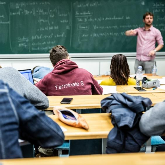 Master Year 2 Mathematics, Vision, Learning
