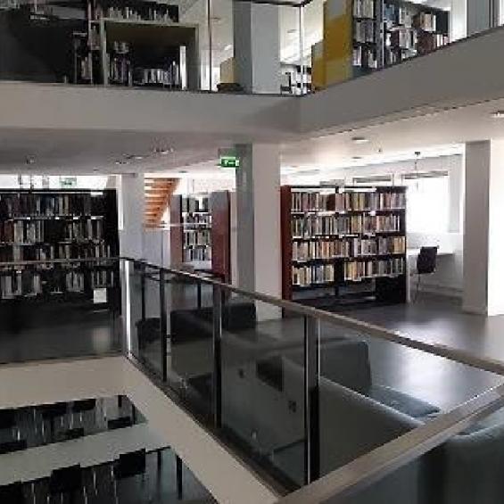 Bibliothèque centrale de l'École polytechnique (BCX)