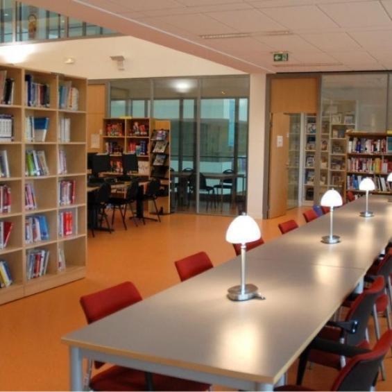 Centre de Documentation Multimédia (CDM) de l'ENSTA Paris